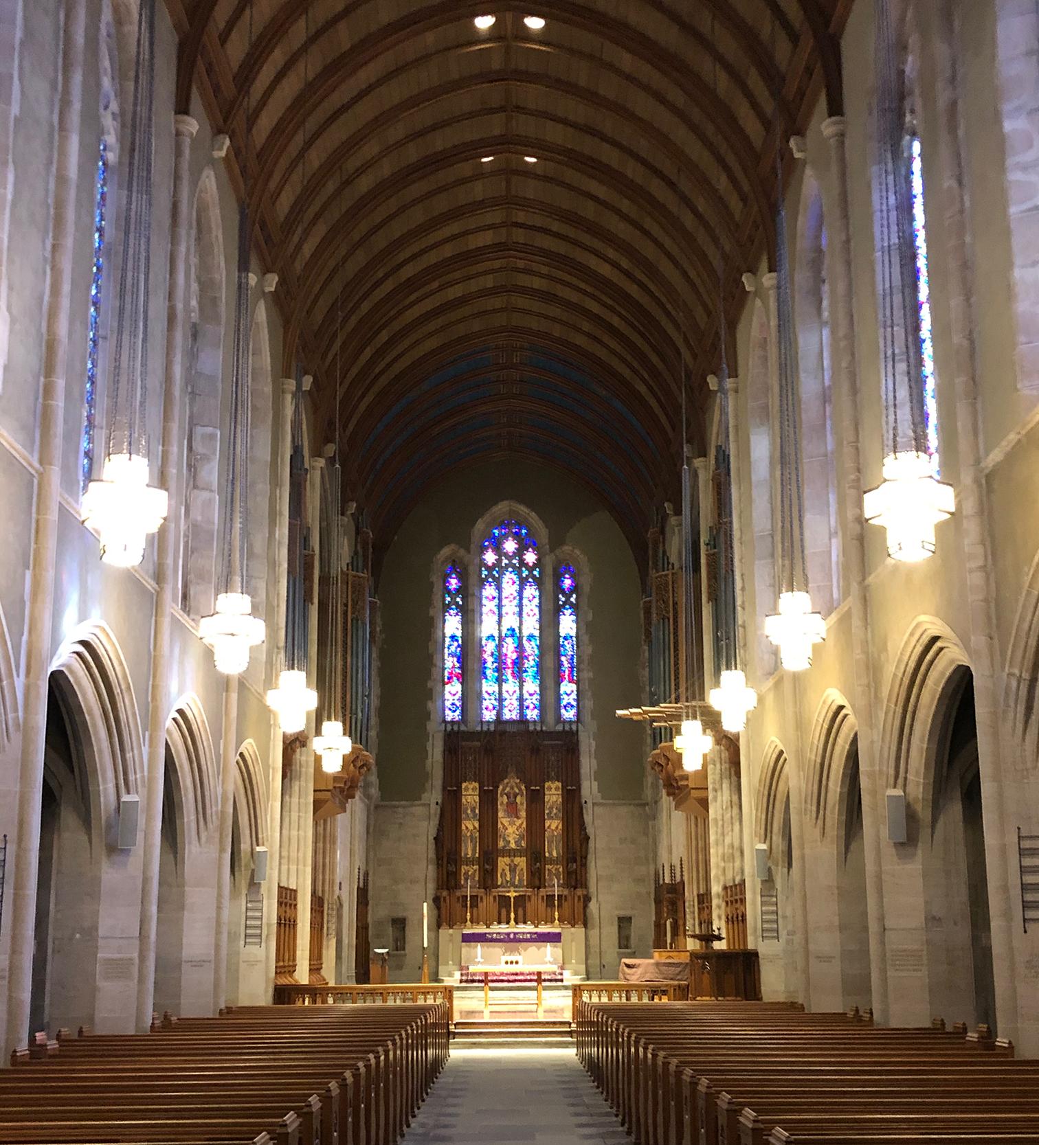 Egner Memorial Chapel