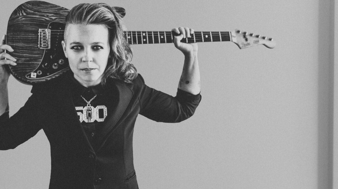 Erin McKeown with Guitar